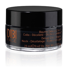 DIBI FACE # AGE METHOD Deluxe 2 in 1 Balm. Neck - Décolletage - Eyes and Lips