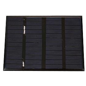 Tấm Pin Năng Lượng Mặt Trời Mini (1.5W)