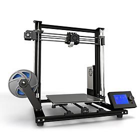 Máy in 3D  Anet A8 Plus Được nâng cấp tự làm có độ chính xác cao Tự lắp ráp 300 * 300 * 350mm Kích thước in lớn Khung hợp kim nhôm