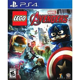 Đĩa Game Ps4: Lego Marvel Advengers