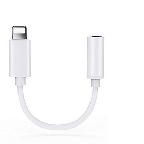 Headphone Adapter for Apple Interface to 3.5mm Converter Audio Adapter for iPhone 7/8/X/XS/XR