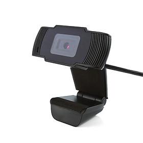 Webcam Máy Tính Độ Phân Giải Cao Hiển Thị Hình Ảnh Sắc Nét A870B