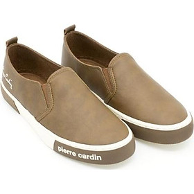 Giày lười nam Pierre Cardin PCMFWSD900BRW