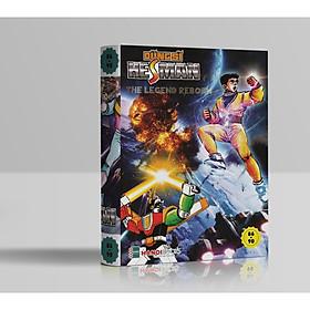 Boxset 18 : 5 tập Dũng Sĩ HesMan ( Từ tập 86 đến tập 90 )
