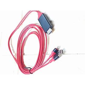Cáp MHL lightning to HDMI cho iPhone iPad
