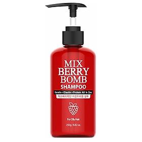 Dầu gội thảo dược siêu mượt phục hồi tóc hư tổn Enesti Hàn quốc (250 ml) - HÀNG CHÍNH HÃNG