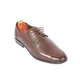 Giày Tăng Chiều Cao Cột Dây VNL VNL0ATK20CN - Nâu