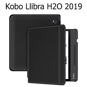 Bao Da Cover Dành Cho Máy Đọc Sách Kobo Libra H2O 2019 Da