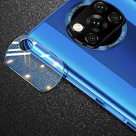 Kính cường lực Camera cho Xiaomi Poco X3 NFC