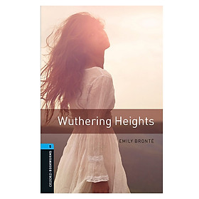 Oxford Bookworms Library (3 Ed.) 5: Wuthering Heights