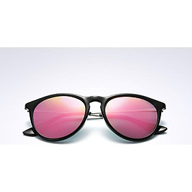 Metal TAC Sunglasses Women Retro UV400 Polarized Colorful Female Sun Glasses
