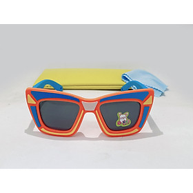 Kính mát cao cấp chống tia UV dành cho bé trai  từ 1 tới 6 tuổi siêu dễ thương Jun Secrect BD1891