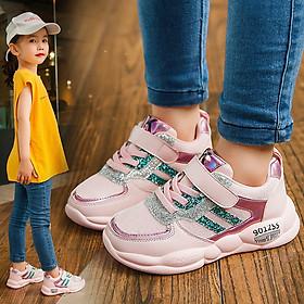 Giày thể thao cho bé trai bé gái 3 - 12 tuổi phong cách Hàn Quốc GE45