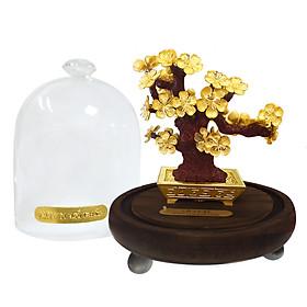 Kim mai ngũ phúc quà tặng mỹ nghệ KBP phủ vàng 24K DOJI DJDE0519IF_GM_082