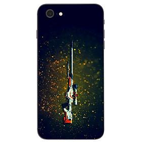 Ốp điện thoại dành cho máy iPhone 7 / 8 - One shot MS ACQDA001