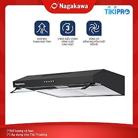 Máy Hút Mùi Tích Hợp Than Hoạt Tính Nagakawa NAG1803-70T (70cm) - Hàng Chính Hãng