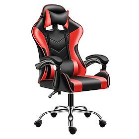 Ghế gaming  cao cấp dành cho game thủ BG model mới E02-S RED (hàng nhập khẩu)
