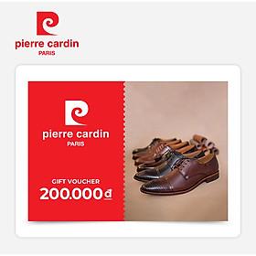 Pierre Cardin Phiếu Quà Tặng 200K