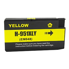 Compatible Ink Cartridge Replacement for HP950XL 951XL 950 951 with Chip Compatible with HP Officejet Pro 251DW 276DW
