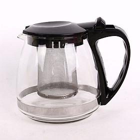 Bình lọc trà và cafe dung tích 700ml, chất liệu nhựa cứng cao cấp, lõi lọc inox - màu giao ngẫu nhiên