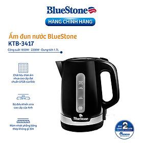Ấm Siêu Tốc BlueStone KTB-3417 (1.7 Lít) - Hàng Chính Hãng