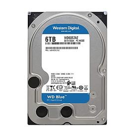 Ổ Cứng HDD WD Blue 6TB/256MB/5400/3.5 - WD60EZAZ- Hàng chính hãng
