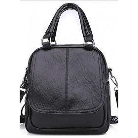 Hình đại diện sản phẩm Balo kết hợp túi đeo vai và túi xách thời trang Onimax BL149 ( ĐEN )