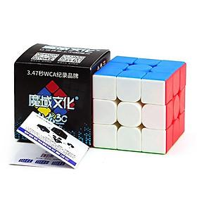 Rubik 3x3 Moyu Meilong 3 Tầng Stickerless hàng xịn cực đẹp
