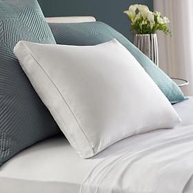 Gối Lông vũ nhân tạo 57*77cm - chuẩn khách sạn 5 sao - Thích hợp cho mọi gia đình - Để có giấc ngủ sâu hơn - Đảm bảo sức khỏe người sử dụng