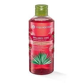 Giấm Xả Tóc Yves Rocher Brillance Shine Rinsing Raspberry Vinegar 400ml [Mẫu Mới]
