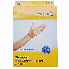 Đai cổ tay và ngón tay cái Olympian