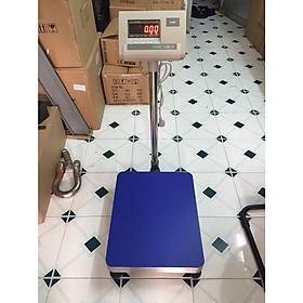 cân bàn điện tử trụ đứng, cân hàng hóa - 300kg