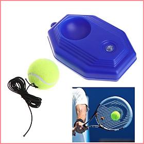 Bộ dụng cụ tập tennis tại nhà không cần bạn chơi cùng, không cần nhặt bóng tại nhà nâng cao cơ thủ