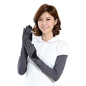 Găng tay dài unisex chống nắng UV100 KA61383