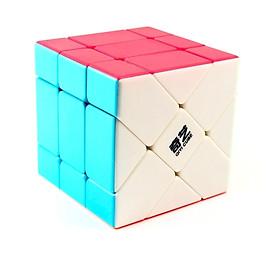 Rubik biến thể QiYi Fisher Cube stickerless hiệu QiYi