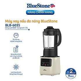 Máy xay sinh tố và làm sữa hạt đa năng BlueStone BLB-6035 (1,75L)- Hàng chính hãng