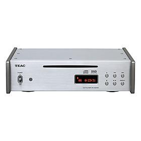Đầu CD TEAC PD-501HR - Bạc - Hàng Chính Hãng