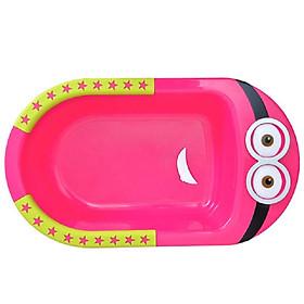 Chậu tắm chống trơn trượt – Tặng thêm ghế gội đầu