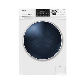 Máy giặt sấy AQUA AQD-DH1050C W, giặt 10.5kg, sấy 7kg, Inverter ( HÀNG CHÍNH HÃNG)