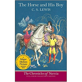 Chronicles Of Narnia 3: The Horse And His Boy Full Color Edition