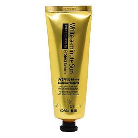 Kem dưỡng da chống nắng MediQueens Whitening Sun Protect Cream Hàng Nhập Khẩu Chính Hãng (50g)