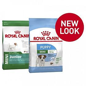 Thức ăn cho chó Royal Canin Mini Puppy 2kg