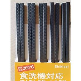 Đũa Nhựa Chịu Nhiệt Cao Cấp Nội Địa Nhật Bản (Tặng Trà Matcha)