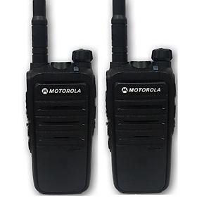 Bộ 2 Bộ đàm Motorola CP318 (BN3) - Hàng chính hãng