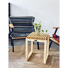 Bàn cafe, bàn trà, bàn sofa, bàn gỗ thông nhập khẩu  Jadin