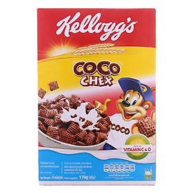 Ngũ Cốc Ăn Sáng Kellogg's Coco Chex 170g