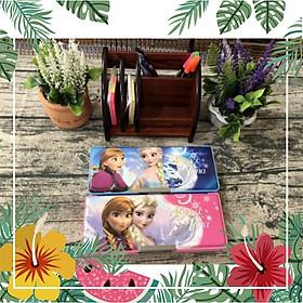 Hộp Bút Nhựa Elsa Anna