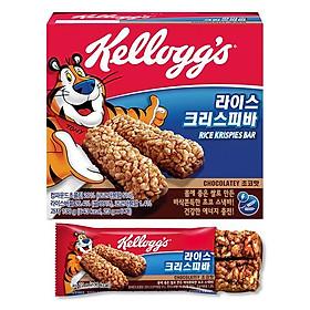 Nongshim Kellogg's Rice Crispy Bar Chocolate 6P 138g