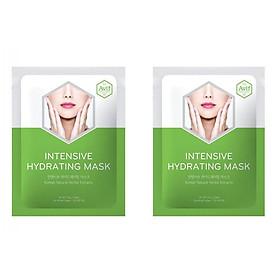 Combo 2 mặt nạ Avif  dưỡng ẩm da chuyên sâu - Avif intensive hydrating mask 21g