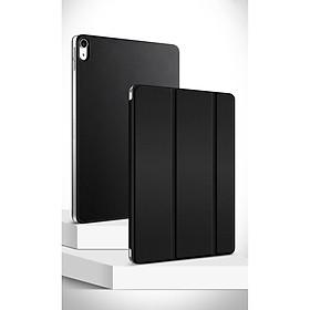 Bao Da Case Dành Cho Ipad Pro 12.9 inch Cao Cấp (Màu Đen)